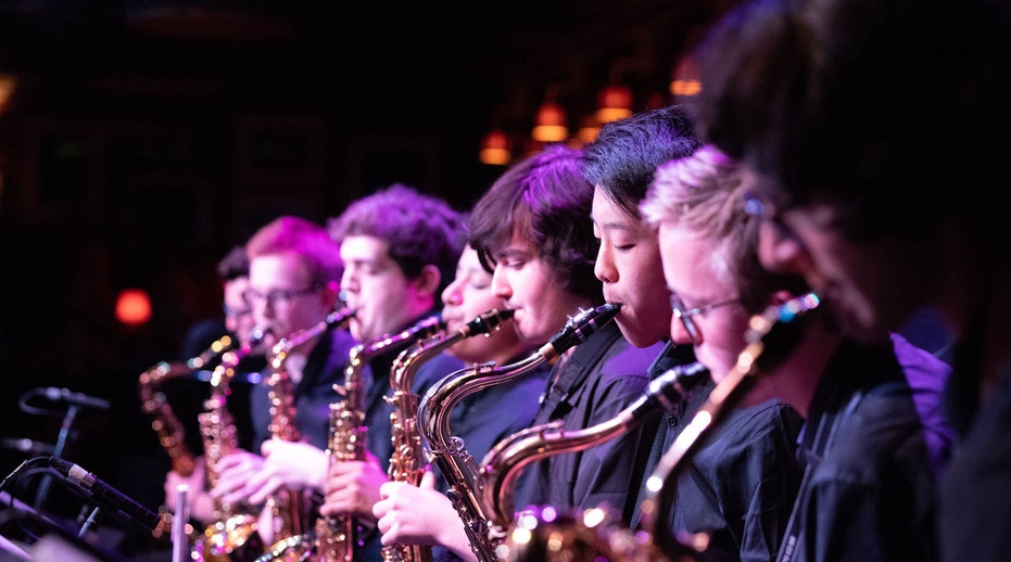 Eltham College: Ronnie Scotts Concert