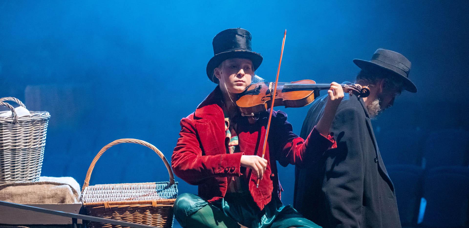 Eltham College: Fiddler on the Roof