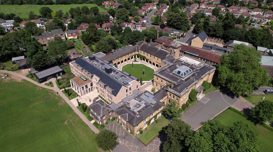 Eltham College Aerial (7).png