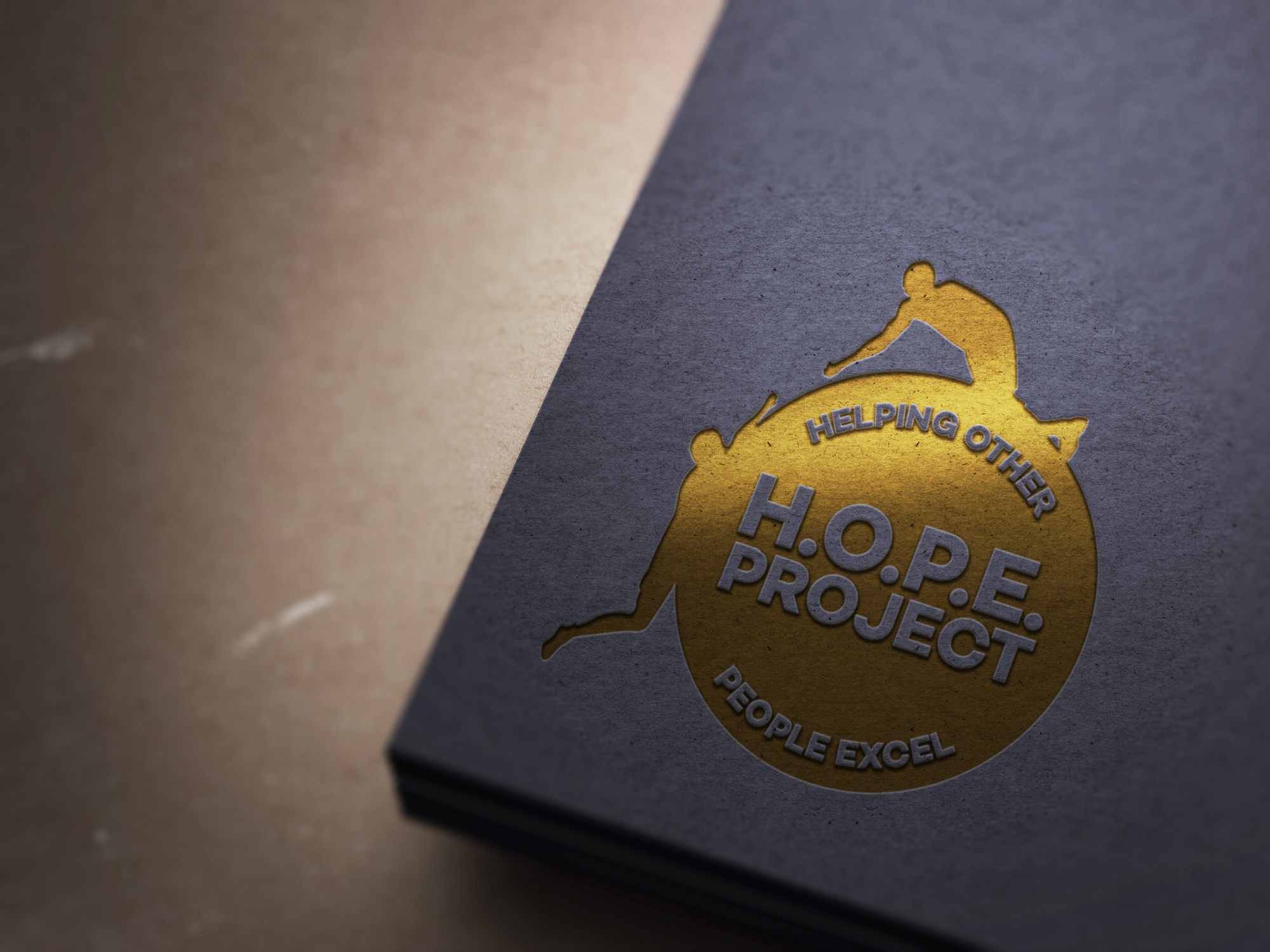 H.O.P.E Project Logo