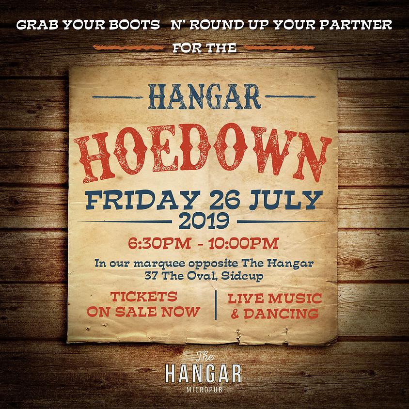 Hangar Hoedown