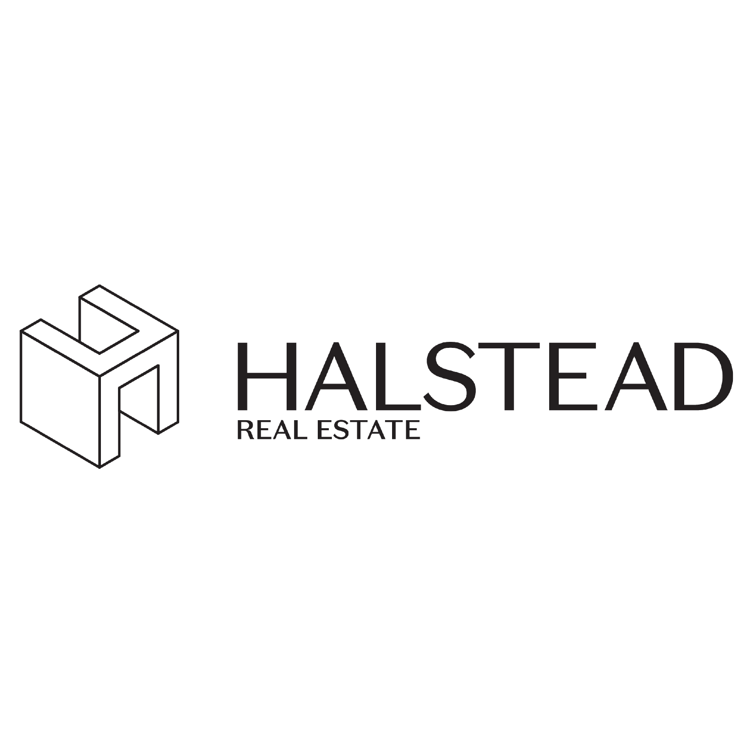Halstead Full Logo - Square