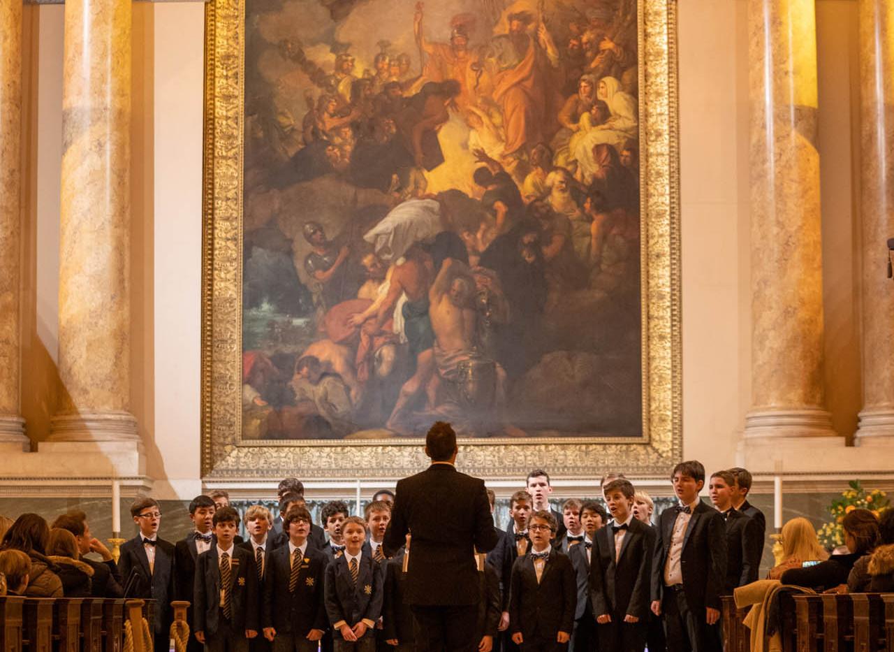 Eltham College: Royal Naval College Concert