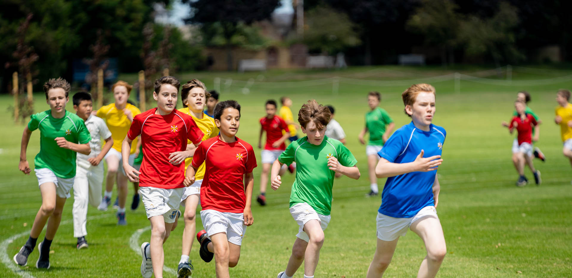 Eltham College: Sports Day