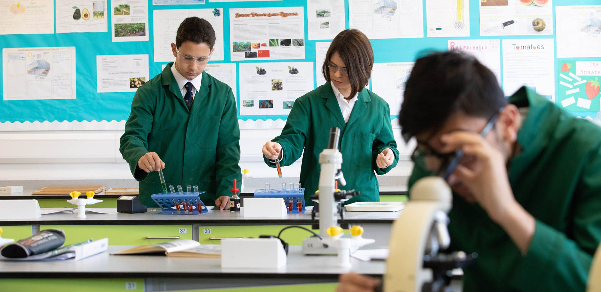 Eltham College: Sixth Form Students
