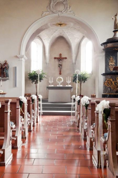 Kirche Leutmerken