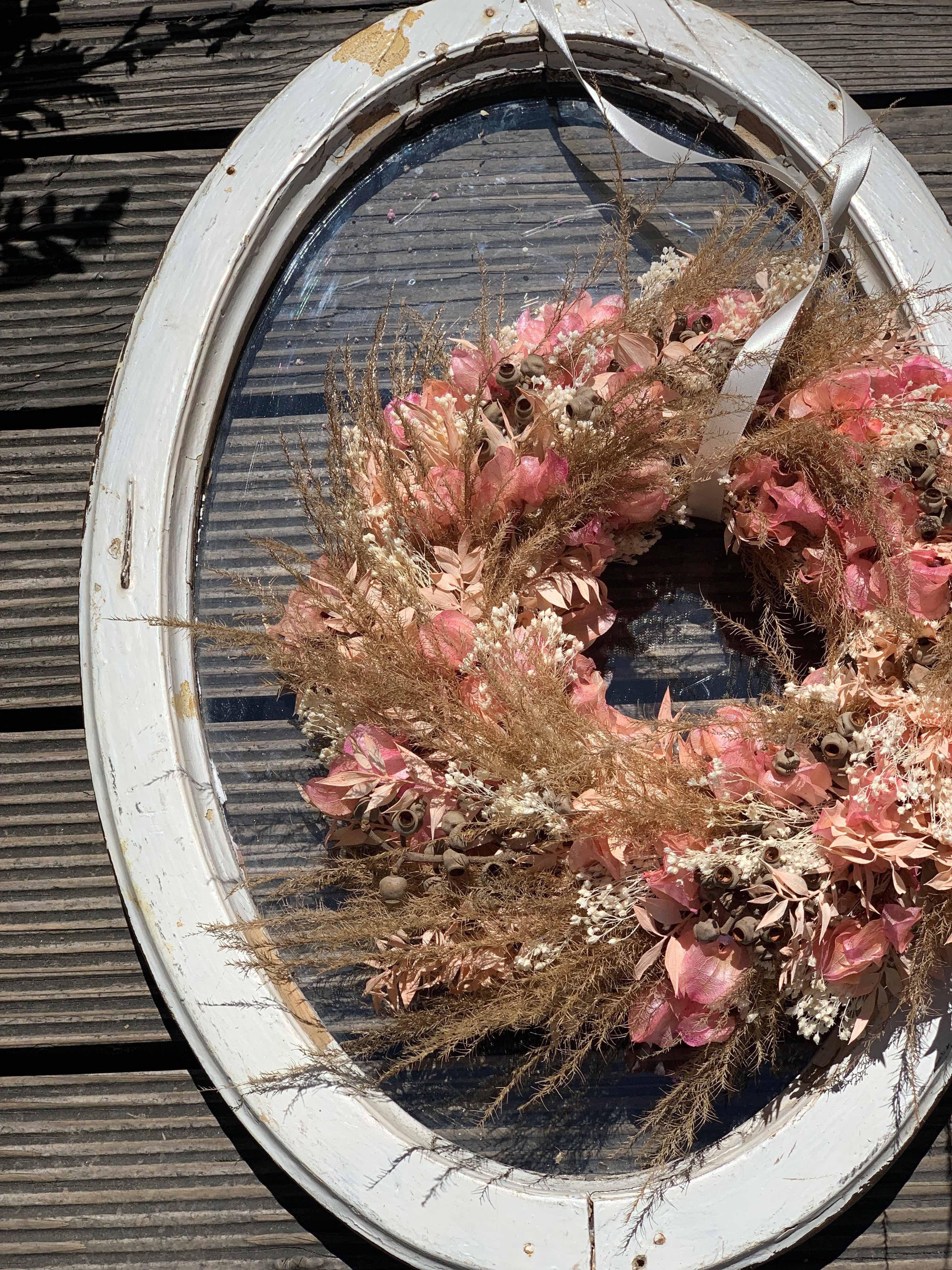 Türckranz rosa lachs
