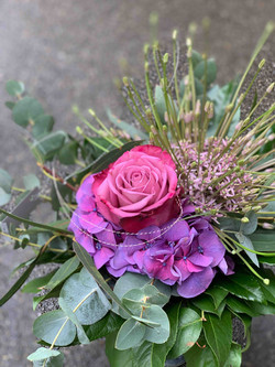 Strauss lila