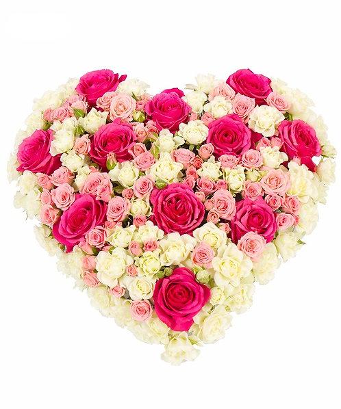 Серенада розовых роз