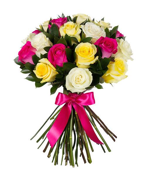 Ассорти из роз
