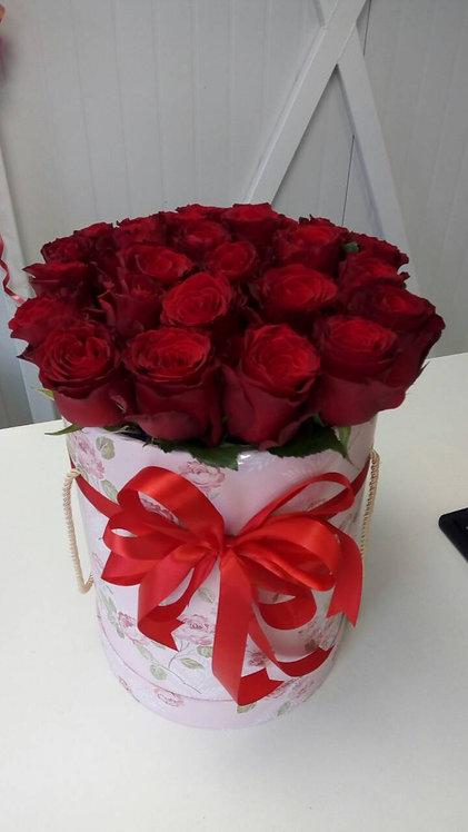"Классика 23 розы ""Родос"""