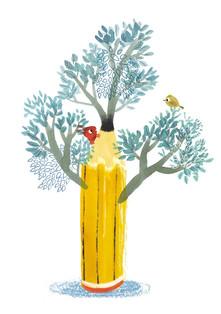 The Penciltree