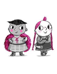 The Little Varvarians