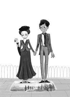 Mary Poppins and the Matchman