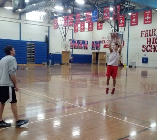 Fitch Basketball Camp