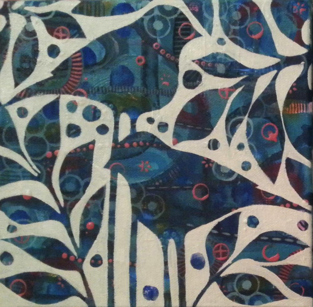 Bluebirds 1  SOLD