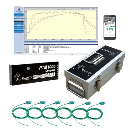 PhoenixTM 6Ch Compact Finishing System