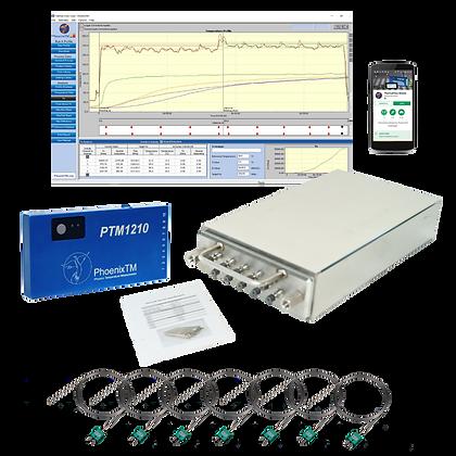 PhoenixTM 10Ch Food High Pressure / Retrot Profiling System
