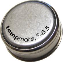 Mini Temperature Data Logger for Process Monitoring 125°C