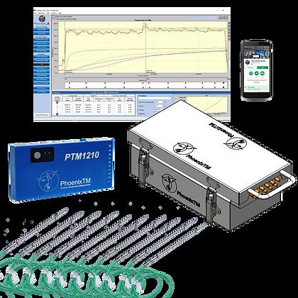 PhoenixTM 10Ch Food Long Bake Temperature Profiling System