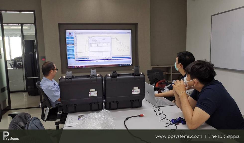 PhoenixTM Temperature Profile System Dat