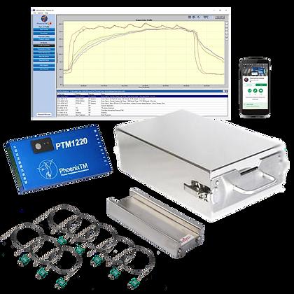 PhoenixTM 20Ch CAB & Vacuum Brazing Temperature Profile System