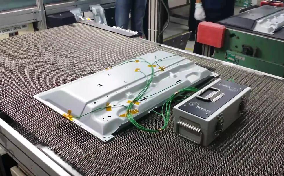 PhoenixTM Compact Finishing System