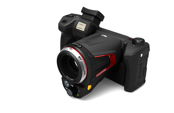 High Performance Thermal Camera