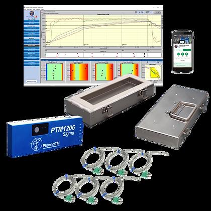 PhoenixTM 6Ch Teflon Coating System