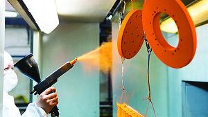 Paint manufacture