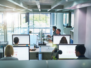 Are you a Desk Dweller?!