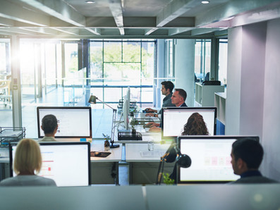 Our Workplace Solution Provider's Advice On Getting The Office Ready For Return