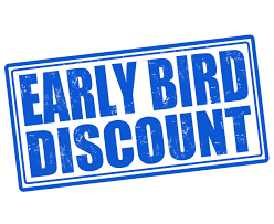 Early Bird Registration Discount Extended!