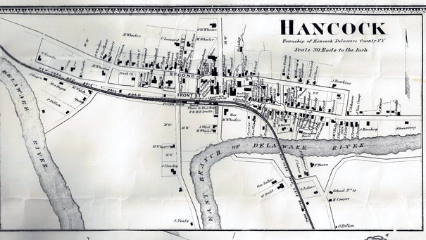 Hancock Chehocton Historical Association  OPEN HOUSE