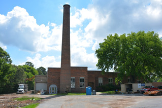 Historic Waxhaw cotton mill gets new life