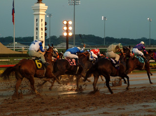 Queen's Cup Steeplechase Races Bring National Attention to Waxhaw