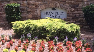 Custom homes in private Brantley Oaks - Union Co.