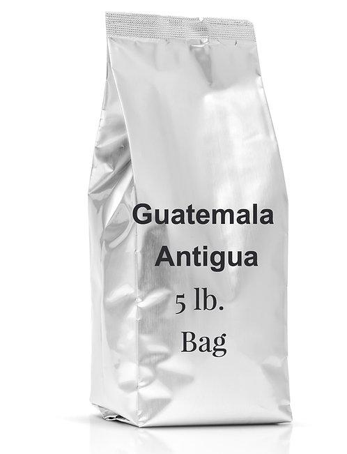 5 lb. Bag of Guatemala Antigua