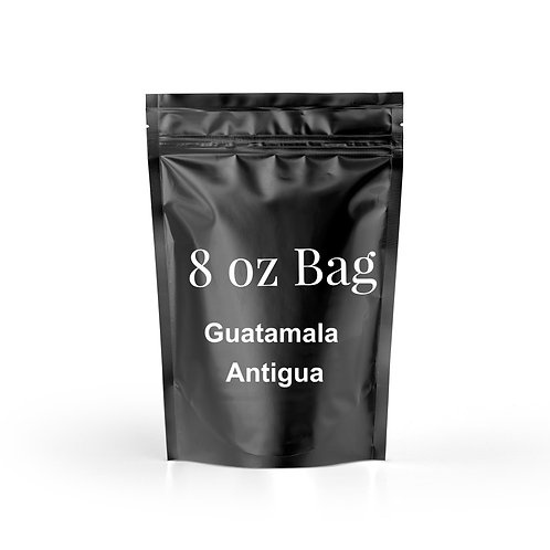 8 oz. Bag of Guatemala Antigua