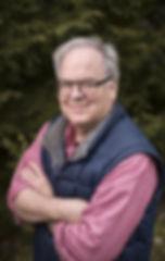 Author Henry Fountain