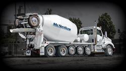 McNeilus Mixer