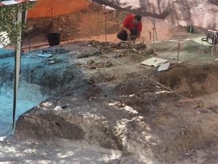 Hallan los restos de seis fusilados en una fosa de Castro del Río.