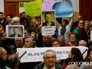 El Pleno aprueba la retirada del nombre de 15 calles por su relación con el franquismo