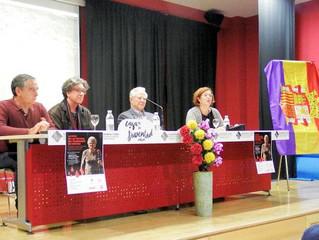 Las víctimas olvidadas de la represión franquista centraron el nuevo acto del Ateneo Ciudadano