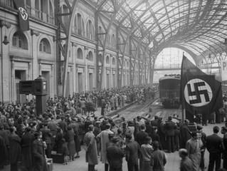 Franco pagó a Hitler parte de su deuda de guerra con la mano de obra semiesclava de diez mil español