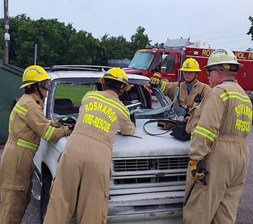 Rosharon Volunteer Fire Department, Rosharon Fire Dept