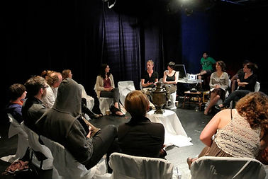 directors circle around the teapot.jpg