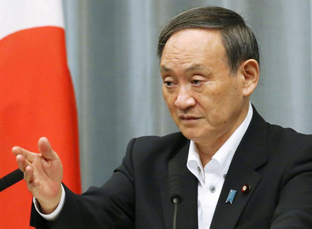 Yoshihide Suga y el futuro de Japón