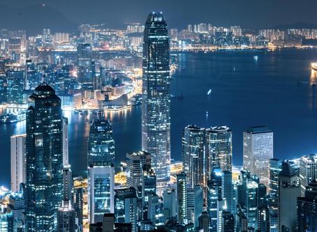 ¿Qué papel juega Hong Kong en la atracción de la capital en China?