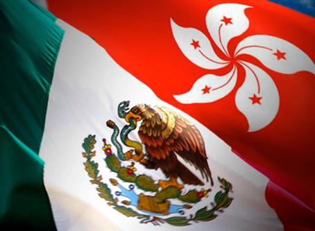 Efectos de la nueva ley de seguridad en Hong Kong para México